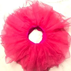 Other - Right pink soft three layer tulle tutu